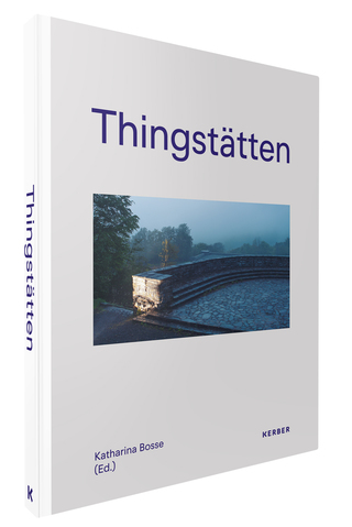Out now! Contribution to the book:  Thingstätten -  The Relevance of the Past for the Present